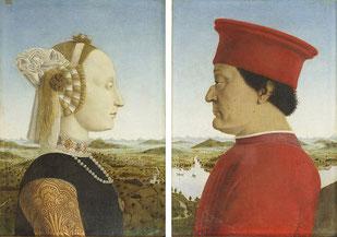 Battista Sforza - donne marchigiane famose