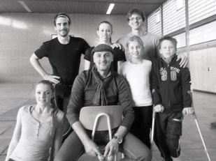 S-Team Laubenheim mit Michi Gnad