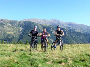 Rando VTT Canigou Pyrénées Orientales