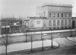 Palazzo Prozzo am Hohenstaufenring - das Wohnhaus der Oelbermanns ©  RBA