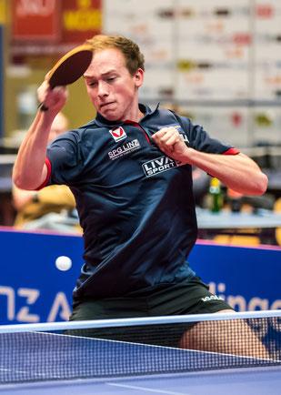 Thomas Grininger SPG Team   A-Teamspieler SPG Tischtennis Froschberg