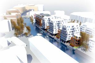 Riverhouses Leipzig