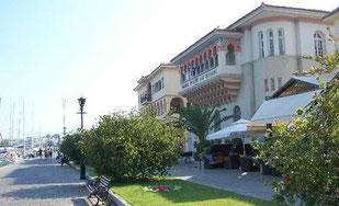 Promenade of Preveza