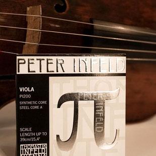 Струны для альта Peter INFELD PI 200 купить