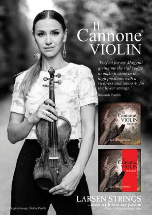 IL Cannone Larsen - набор для скрипки купить