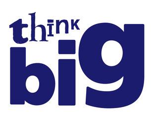 Think Big ist ein Programm der Fundación Telefónica und der Deutschen Kinder- und Jugendstiftung gemeinsam mit O2.