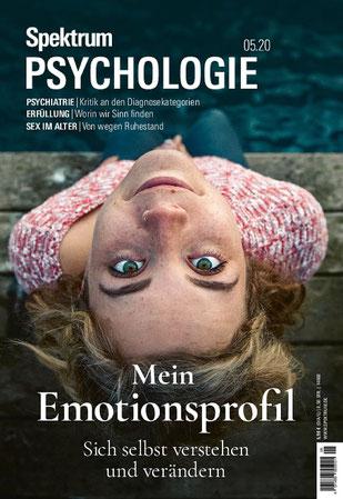 Spektrum Psychologie - Mein Emotionsprofil - Sich selbst verstehen und ändern