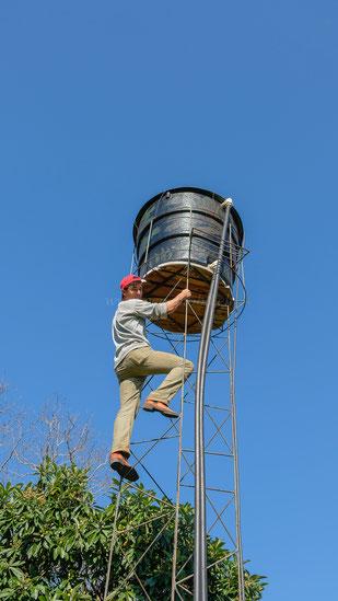 Wassertank 6 Meter Paraguay