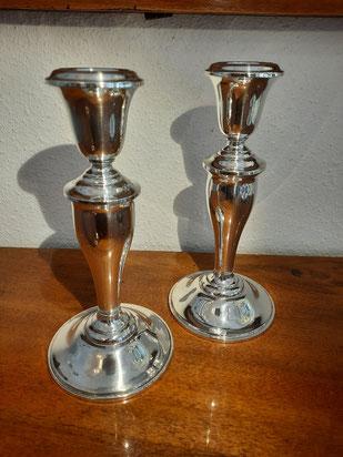 Kerzenleuchter Kerzenhalter Sterling Silber