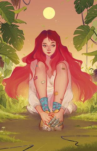 Il·lustració de Cristina Cid