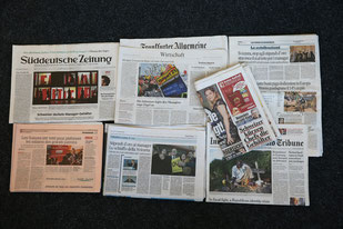 Wer ist schuld an der Misere? die Medien.