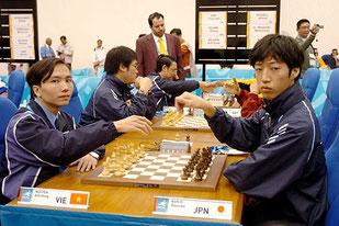 2006ドーハアジア大会 チェス競技