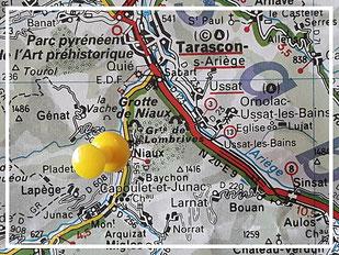 ausflugstippp niaux südfrankreich magdalenien felsmalereien