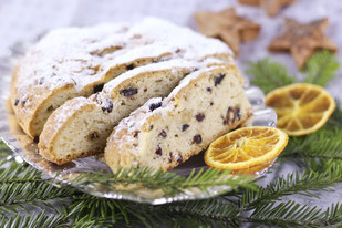 Der Christstollen - für viele eine nicht leistbare Süßspeise