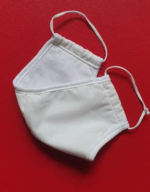Alltagsmaske aus Stoff
