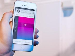 Die Heizung zu Hause von unterwegs aus steuern - diese und andere Smart-Home-Anwendungen werden immer stärker genutzt. Foto: Friso Gentsch