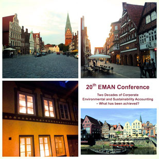 Lüneburg, EMAN-Konferenz, What has been achieved?