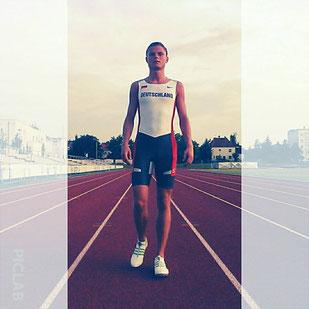 Bester Nachwuchsathlet Michael Rumancev, Foto: privat