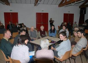 Collecte de mémoire à St Perdoux - Février 2014 -