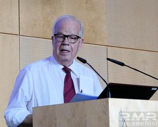 Professor Wildfried Härle © frankfurtphoto