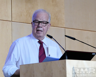 Professor Wildfried Härle © Fpics.de