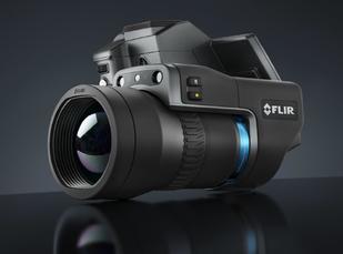 FLIR T1020 - professionelle hoch auflösende Infrarotkamera