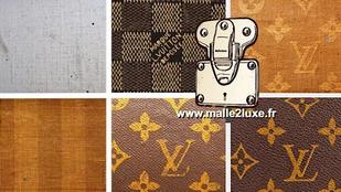 Malle Louis Vuitton expert paris