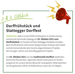 Gemeindezeitung Herbst 2021