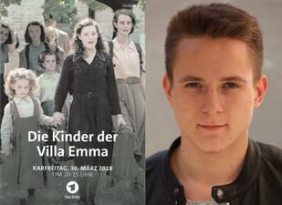 Filmplakat: Die Kinder der Villa Emma © ARD, Justus Schlingensiepen © Martin Douglas