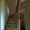 L'escalier de service, le, seul encore en état.