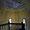 Le plafond de la tour du manoir.