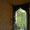 Les escaliers d'inspiration gothique.