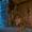 A gauche, galerie ancienne taillée à la lance. A droite, galerie ré-exploitée à la haveuse.
