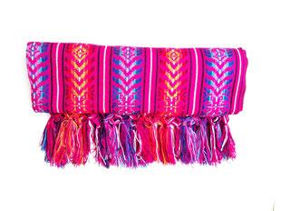 Decke, Tischdecke, Mexikanische Textilien, Bettüberwurf, Sofadecke, Kuscheldecke, Poncho, Schal, Picknickdecke, boho, ethno, vintage, folklor