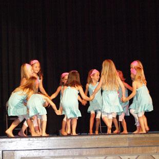 Tanzaufführung 2012