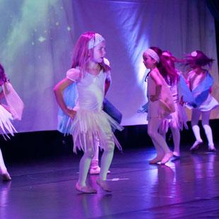 Tanzaufführung 2013