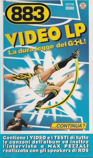 1997 - La dura legge del gol - VideoLp