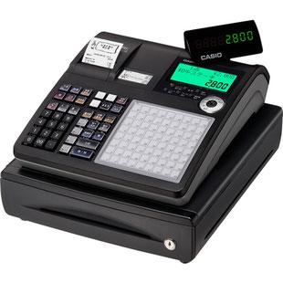 軽減税率対応レジ TK-2800(CASIO)