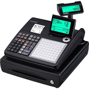軽減税率対応レジ TK-400(CASIO)