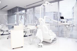 渋谷の清潔で明るい歯列矯正歯科クリニック