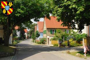 Weigenheim in der Kommunalen Allianz A7 Franken West
