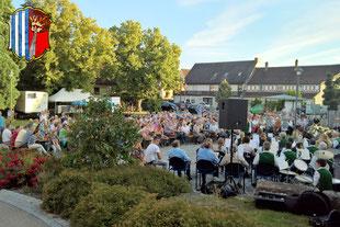Markt Nordheim in der Kommunalen Allianz A7 Franken West