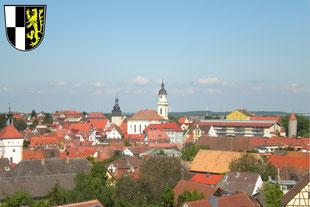Uffenheim in der Kommunalen Allianz A7 Franken West