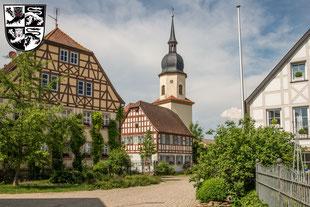 Simmershofen in der Kommunalen Allianz A7 Franken West