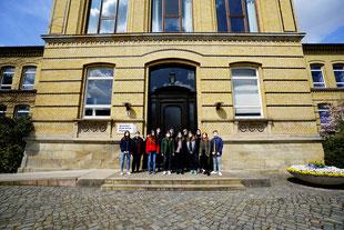 Die Gewinner*innen der Großen Schule in Wolfenbüttel