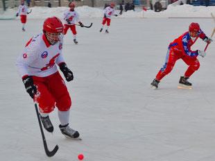 Енисей, Восток, хоккей с мячом, зима, 2014, Арсеньев, Восток, Арсеньев, хоккей с мячом