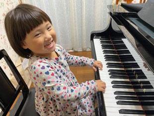 宇都宮市・雀宮・西川田・若松原のピアノ教室・音楽教室プリマヴェーラの生徒達の写真