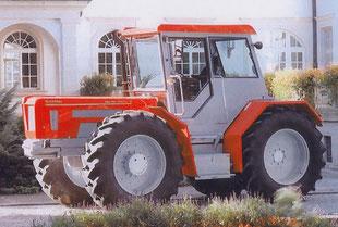 1993: Schlüter SuperTrac 2200 LS