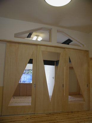 製作建具 木製建具