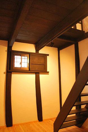 蔵 窓リフォーム